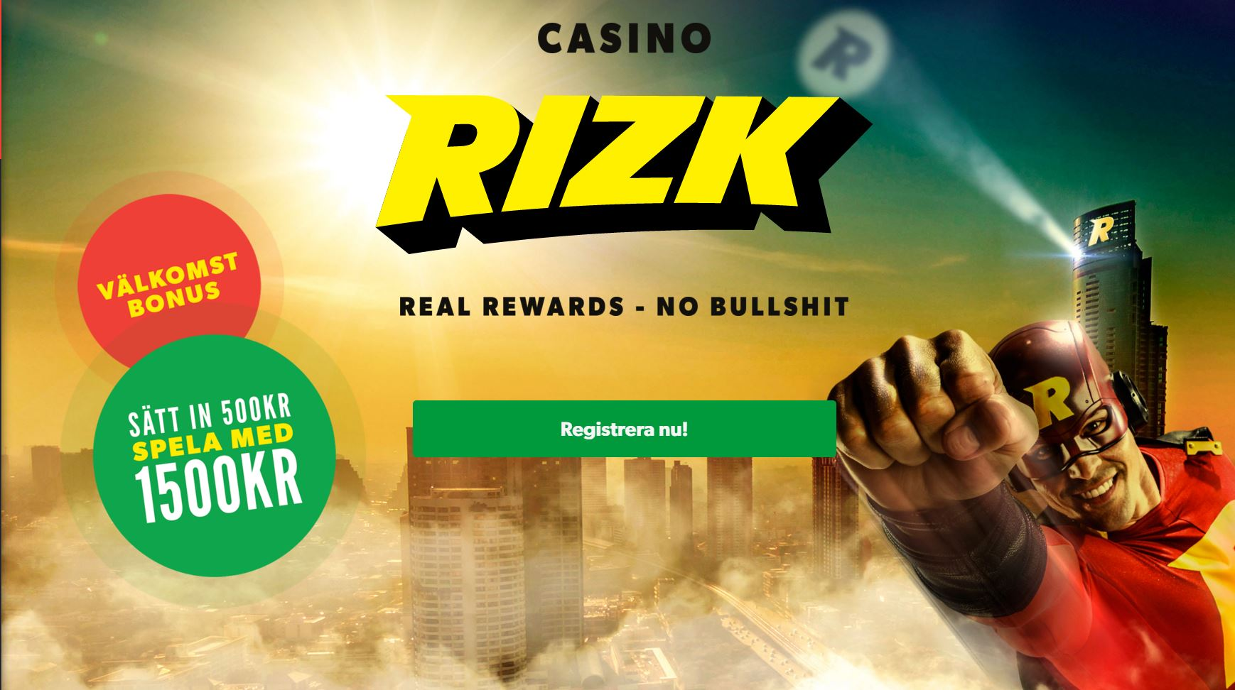 live casino på rizk